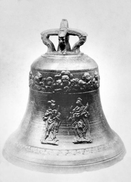 Hornický zvonek z r.1777